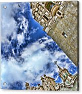 Balboa Park's California Tower By Diana Sainz Acrylic Print