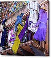 Balcony Acrylic Print