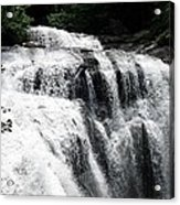 Bald River Falls Acrylic Print