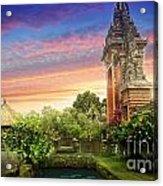 Bali 2 Acrylic Print