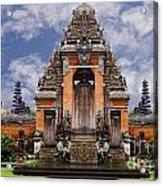 Bali Acrylic Print