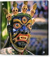 Bali Dancer 2 Acrylic Print