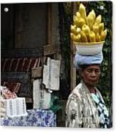 Bali Indonesia Proud People 2 Acrylic Print