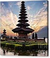 Bali Water Temple 2 Acrylic Print