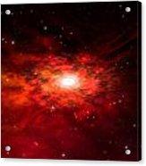 Balisa Nebula Acrylic Print
