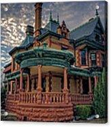Ball Eddleman Mcfarland House Acrylic Print
