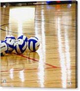Ball Gang Acrylic Print