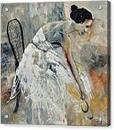 Ballerina 6631 Acrylic Print