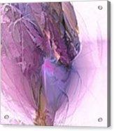 Ballerina - Marucii Acrylic Print