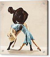 Ballet 1  Acrylic Print