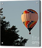 Balloon-7105 Acrylic Print