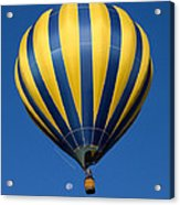 Balloon And The Moon Acrylic Print