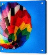 Balloon Colors Acrylic Print
