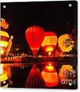Balloon Fest 2 Acrylic Print