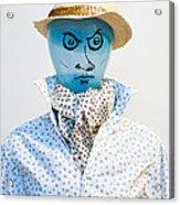Balloon Heads - Frank Acrylic Print