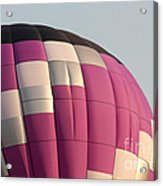 Balloon-purple-7457 Acrylic Print