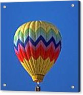 Balloon Ride Acrylic Print