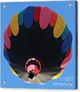 Balloon Square 1 Acrylic Print
