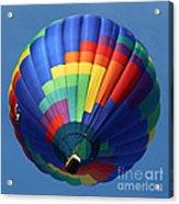 Balloon Square 2 Acrylic Print