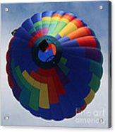Balloon Square 5 Acrylic Print