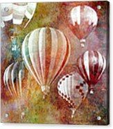 Balloons 3 Acrylic Print