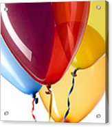 Balloons Acrylic Print