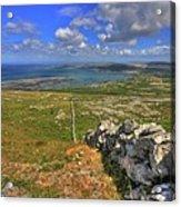 Ballyvaughan View Acrylic Print