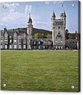 Balmoral Castle Scotland Acrylic Print