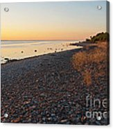 Baltic Sea Coast Acrylic Print