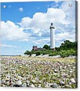 Baltic Sea Lighthouse Acrylic Print
