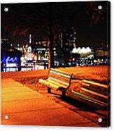 Baltimore City Acrylic Print