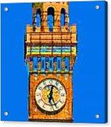 Baltimore Clock Tower Acrylic Print