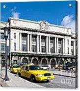 Baltimore Pennsylvania Station IIi Acrylic Print
