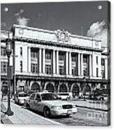 Baltimore Pennsylvania Station Iv Acrylic Print