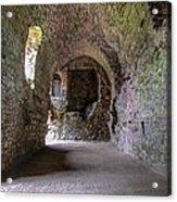Balvenie Castle - 4 Acrylic Print