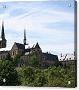 Bamberg Michelsberg - Germany Acrylic Print