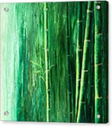 Bamboo Forest Acrylic Print