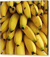 Bananas At The Saturday Market, San Acrylic Print