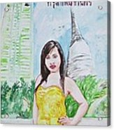 Bangkok 2009 Acrylic Print