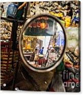 Bangkok Market Scene I Acrylic Print