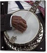Banjo Music Acrylic Print