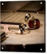 Banjo Acrylic Print