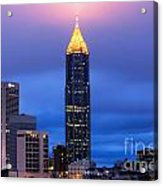 Bank Of America Plaza Acrylic Print