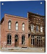 Bank Of Bodie Acrylic Print