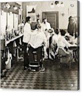 Barber Shop, 1920 Acrylic Print