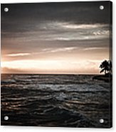 Barbers Point Acrylic Print by Jason Bartimus