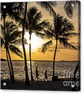 Barefoot In The Park Acrylic Print