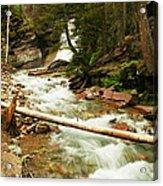 Baring Falls Acrylic Print