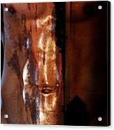 Barmuda Metallic  2 Acrylic Print