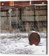Barn #41 Acrylic Print